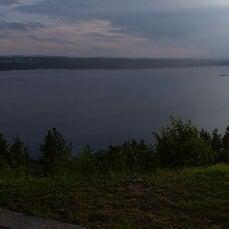 Photo prise au Auberge La Tourelle du Fjord par Christophe L. le7/27/2014