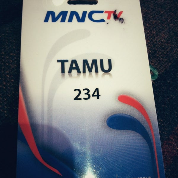 Photo taken at MNCTV by Angga T. on 1/28/2013
