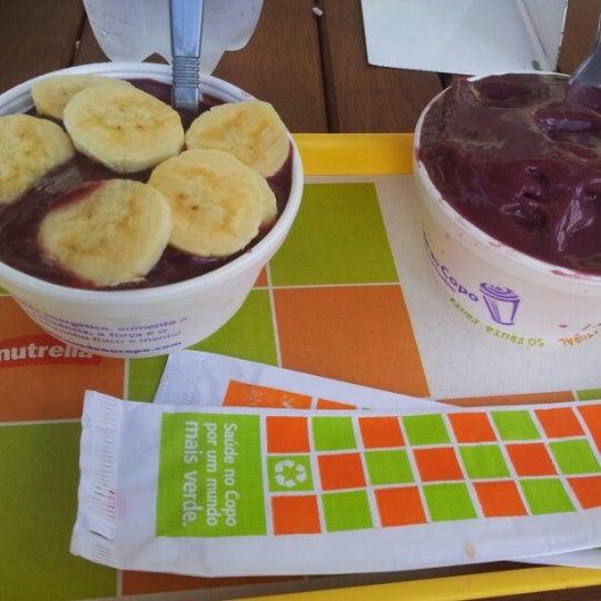 Foto tirada no(a) Saúde no Copo por Vanessa F. em 12/6/2012