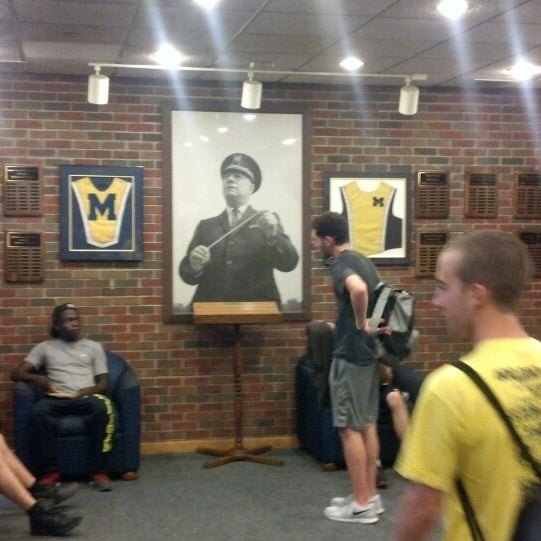 Photo taken at Revelli Hall by Ben D. on 10/4/2013
