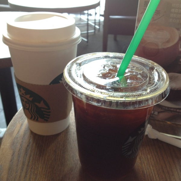 Photo taken at Starbucks (星巴克) by Free W. on 2/12/2013