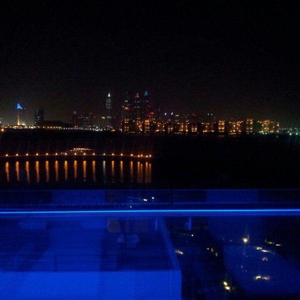 7/15/2013 tarihinde Denis S.ziyaretçi tarafından Rixos The Palm Dubai'de çekilen fotoğraf