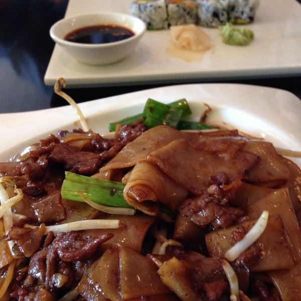 Photo taken at Masamoto Sushi & Asian Grill by Maya C. on 7/10/2014