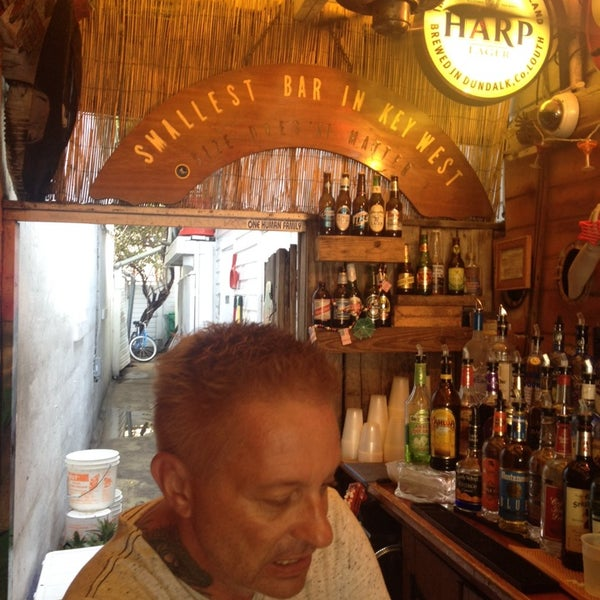 Photo taken at Smallest Bar by Eric D. on 7/20/2014