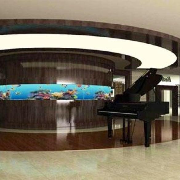 Das Foto wurde bei Harrington Park Resort Hotel von Serhat Ü. am 5/18/2013 aufgenommen