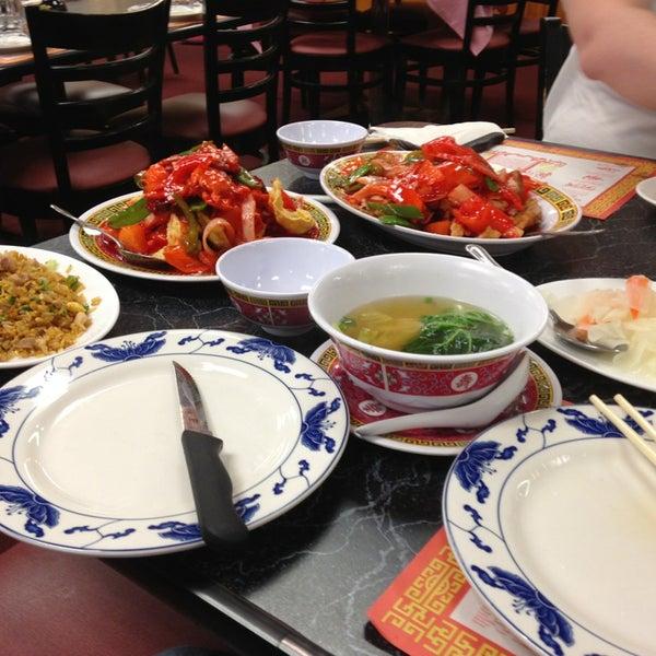 Photo taken at Chifa Du Kang Chinese Peruvian Restaurant by Giacomo M. on 5/26/2013