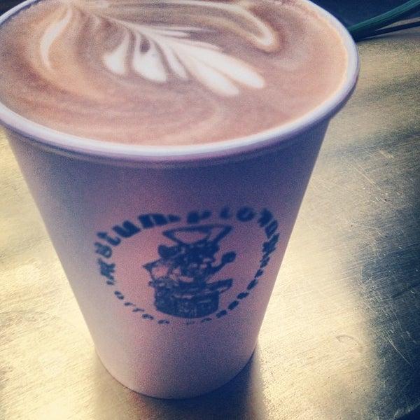 Photo taken at Stumptown Coffee Roasters by Gaby M. on 2/19/2013