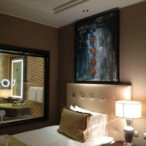 Nice rooms!
