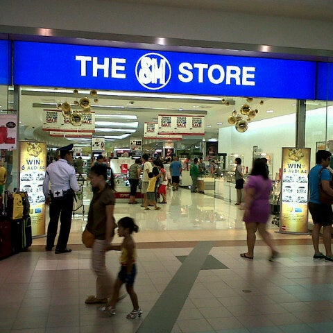 sm department store