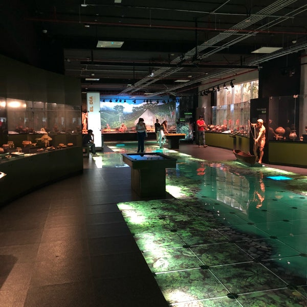 Photo taken at Museo de Jade by Christian V. on 3/17/2018