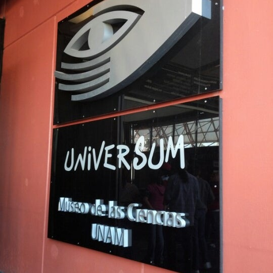 Foto tomada en Universum, Museo de las Ciencias por KLau I. el 12/2/2012