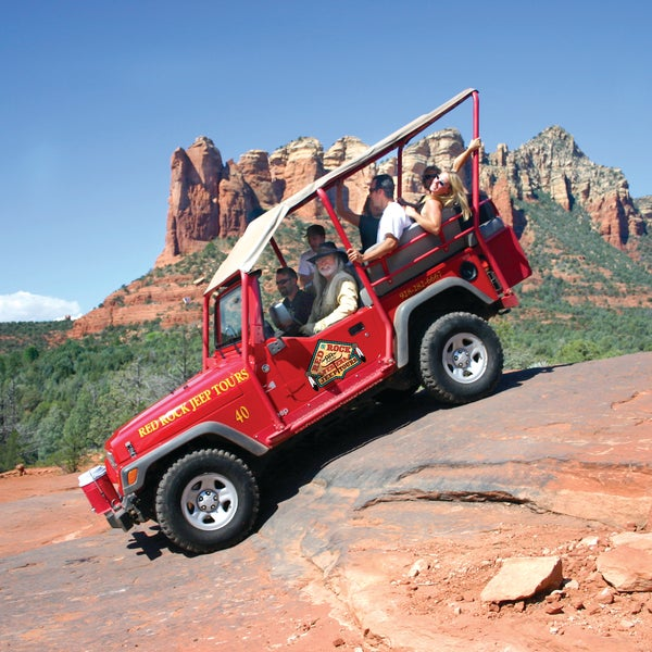 Great Photo Taken At Red Rock Western Jeep Tours By Red Rock Western Jeep Tours  On 1