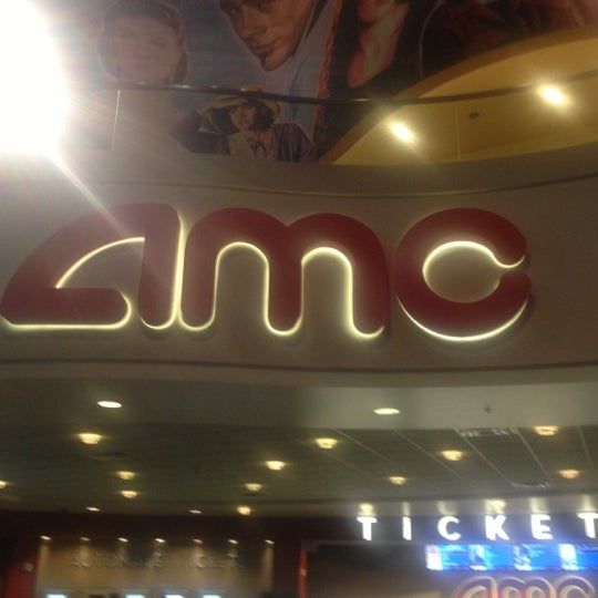 Photo taken at AMC Century City 15 by Guadalupe on 11/29/2012