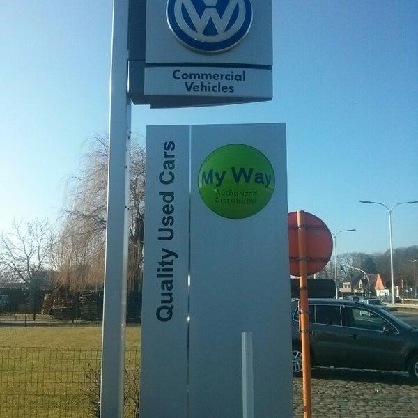 Van Hoe Amp Zonen Volkswagen My Way Auto Dealership In