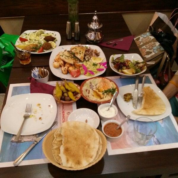 Best Middle Eastern Food Denver