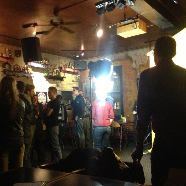 Photo taken at King's Head Pub by Joseph R. on 3/20/2013