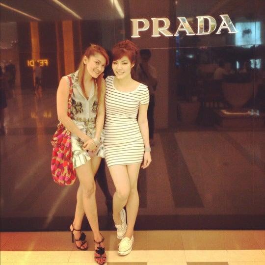 Photo taken at Prada by Pandora on 11/18/2012