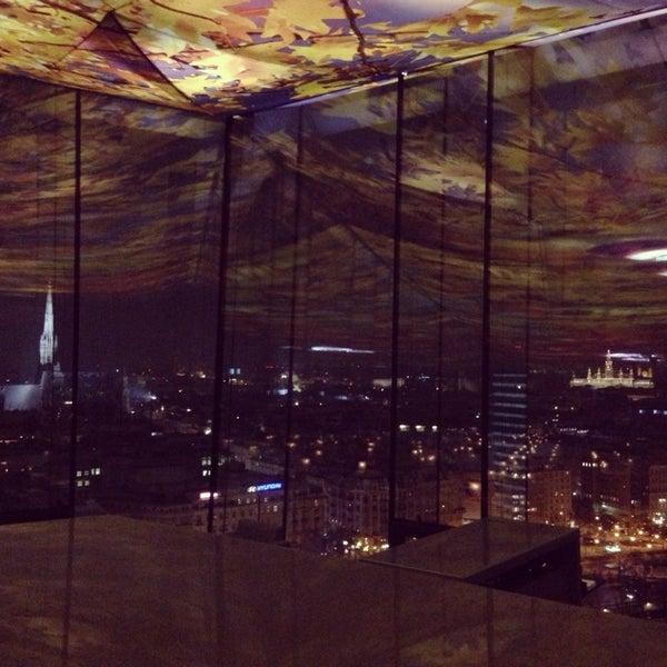 Photo taken at Sofitel Vienna Stephansdom by Tuana L. on 1/16/2013