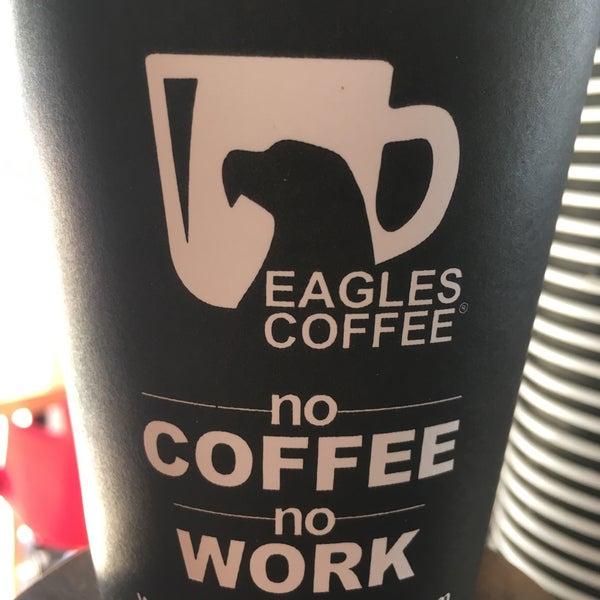 8/9/2017 tarihinde Kartalziyaretçi tarafından Eagle's Coffee'de çekilen fotoğraf
