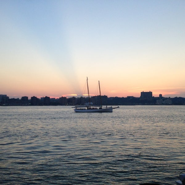 Photo taken at The Lighthouse at Chelsea Piers by Michael M. on 7/18/2013