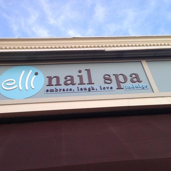 Elli Nail Spa - 1 tip
