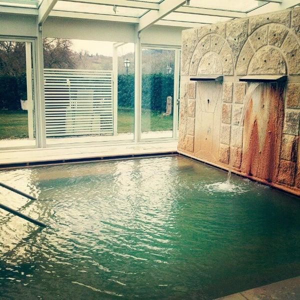Albergo le terme bagno vignoni pool - Albergo le terme bagno vignoni ...