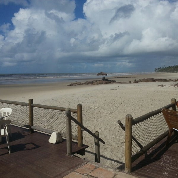 Foto tirada no(a) Cana Brava Resort por Márcio C. em 6/9/2013