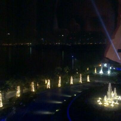 1/28/2013 tarihinde Sergey I.ziyaretçi tarafından Rixos The Palm Dubai'de çekilen fotoğraf