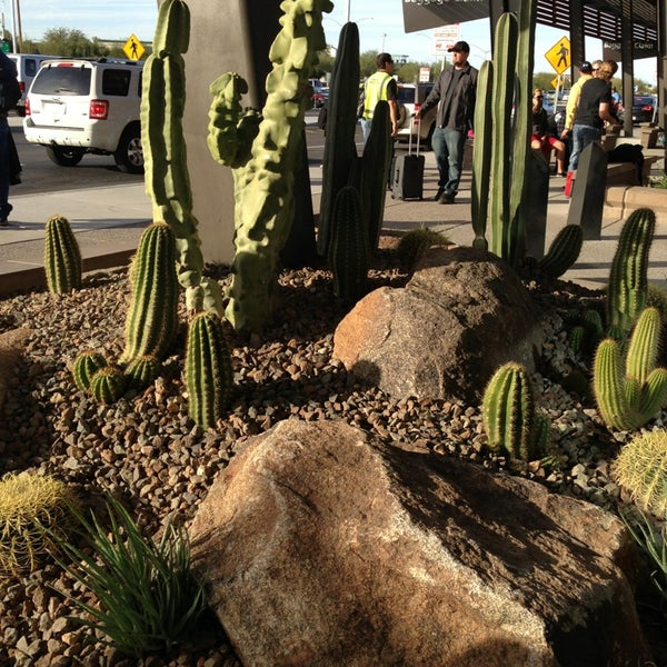 Photo taken at Phoenix-Mesa Gateway Airport (AZA) by Jonathan C. on 12/20/2012