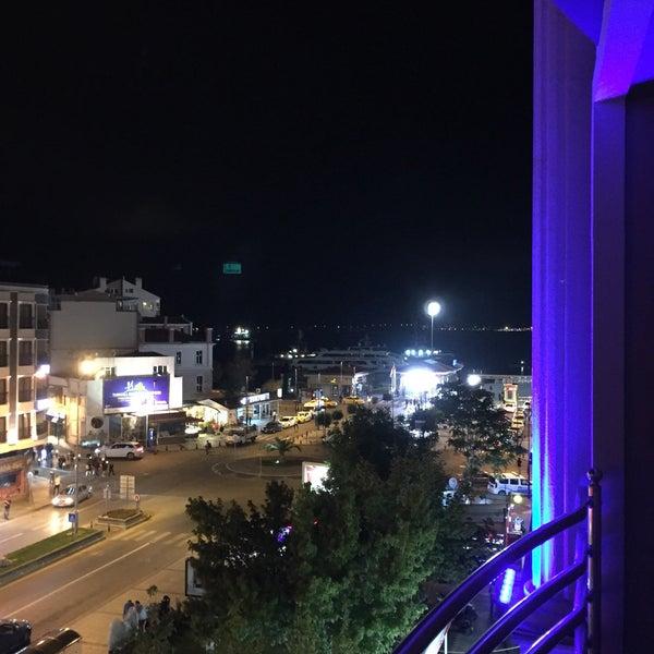 9/26/2017 tarihinde Ercan Ö.ziyaretçi tarafından Hotel Artur'de çekilen fotoğraf