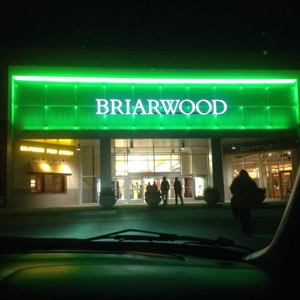 Photo taken at Briarwood Mall by Kyle N. on 11/4/2013