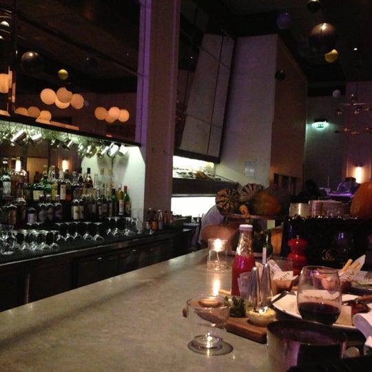 Photo taken at Hix by Dani G. on 11/30/2012