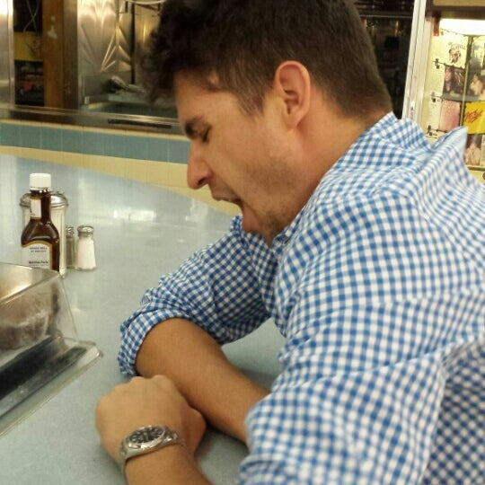 Photo taken at Chick's Diner by John A. on 7/22/2013