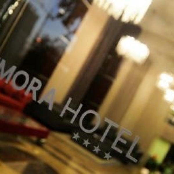 6/22/2013 tarihinde Kazım Ö.ziyaretçi tarafından Demora Hotel'de çekilen fotoğraf