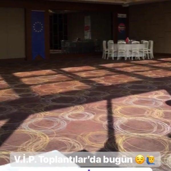 Снимок сделан в Anatolia Hotel пользователем Ferhat Ö. 10/13/2017