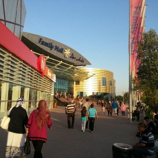 7/6/2012 tarihinde Ara Q.ziyaretçi tarafından Family Mall'de çekilen fotoğraf