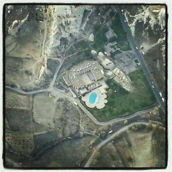12/4/2012 tarihinde Selin T.ziyaretçi tarafından Tourist Hotels & Resorts Cappadocia'de çekilen fotoğraf