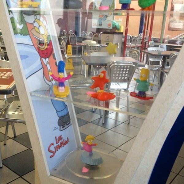 Photo taken at Burger King by Carlos H. on 1/1/2013