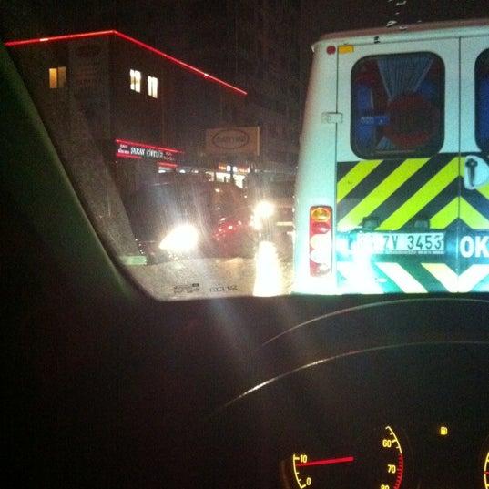 12/4/2012 tarihinde Meralziyaretçi tarafından Basın Ekspres Yolu'de çekilen fotoğraf