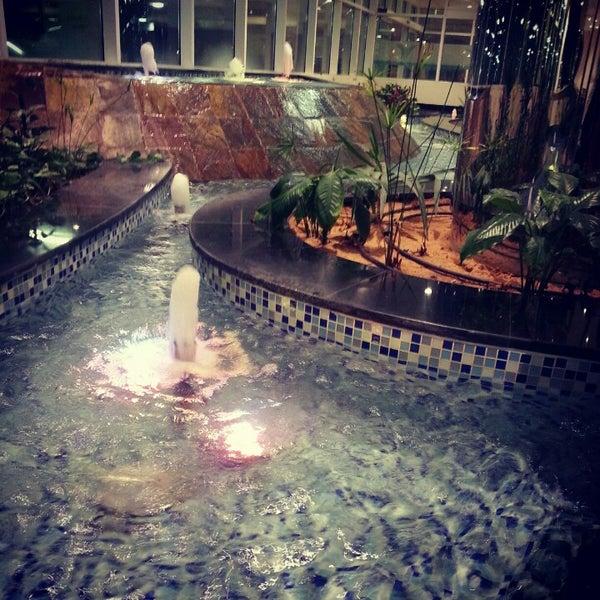 Photo taken at Mushrif Mall by Zeetoosh Z. on 12/1/2012