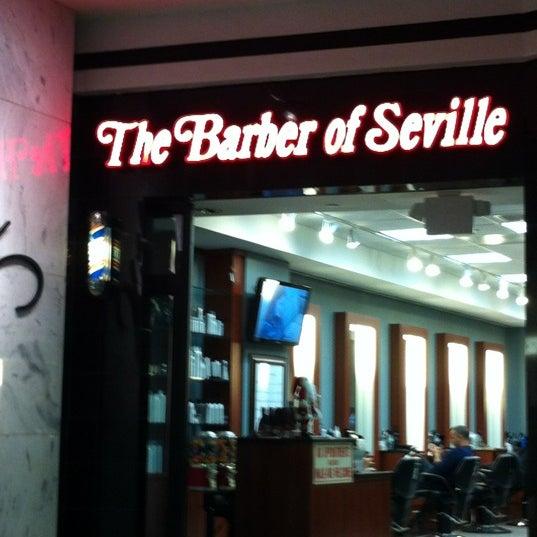 Barber of seville salon barbershop for 77 salon portland