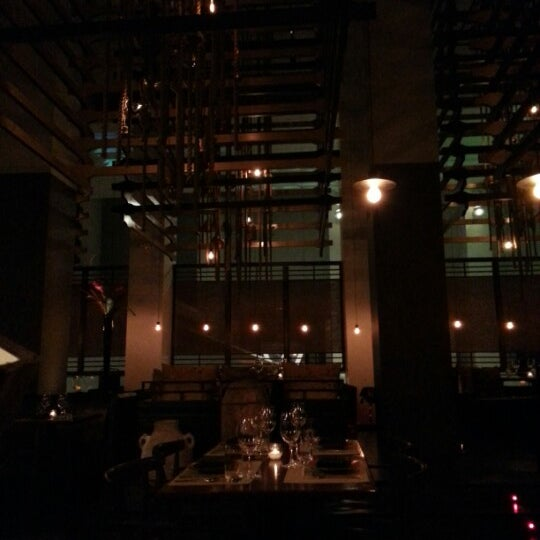 Photo taken at Spice Market by Silvia M. on 11/23/2012