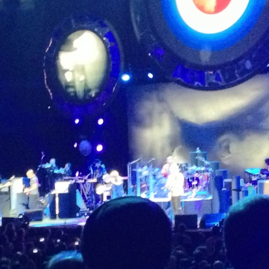 Photo taken at Allstate Arena by Cristen S. on 12/1/2012