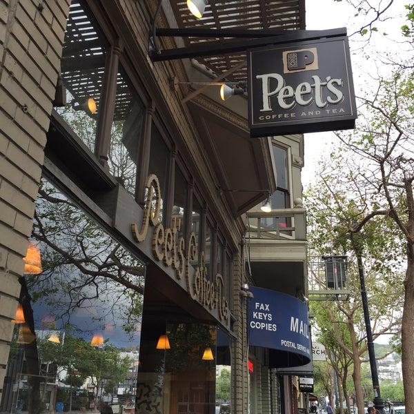 Photo taken at Peet's Coffee & Tea by Tim P. on 3/23/2015