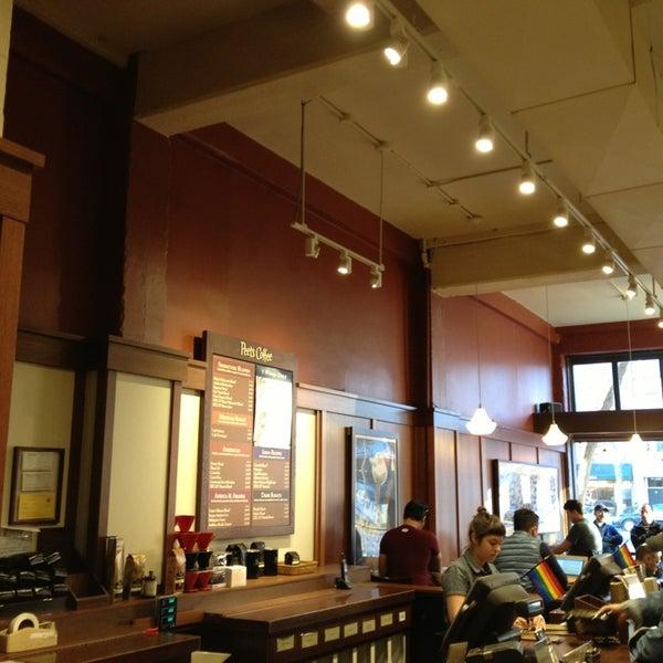 Photo taken at Peet's Coffee & Tea by Tim P. on 2/24/2013