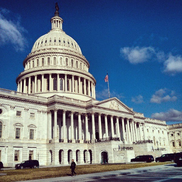 Photo taken at United States Capitol by Matthew W. on 3/14/2013