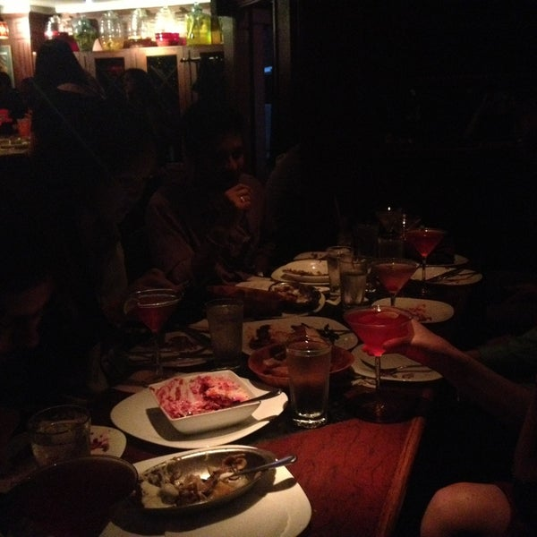 Photo taken at Russian Vodka Room by Inessa C. on 6/13/2013