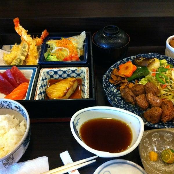 2/7/2013にKatrine Noelle S.がTanabe Japanese Restaurantで撮った写真