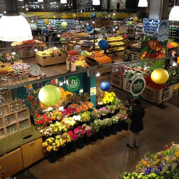 Photo taken at Whole Foods Market by Ashli D. on 3/21/2013