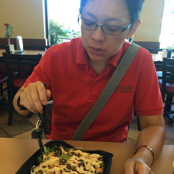 Photo taken at Chick-fil-A by Thanapa T. on 7/2/2016